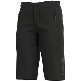 Alé Cycling Off-Road MTB Rock Shorts Hombre, negro